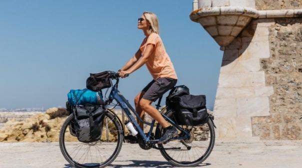 Projeto que liga Algarve à Noruega a pedalar faz balanço final via Zoom