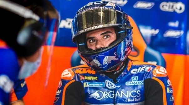MotoGP/Portugal: Miguel Oliveira mais rápido nos treinos livres com recorde da pista