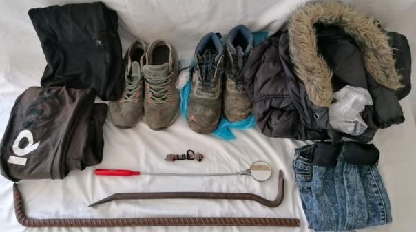 GNR detém casal por sete furtos na Fuseta (saiba as medidas de coação)