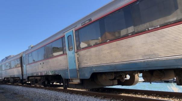 Atropelamento ferroviário faz uma vítima mortal em Faro