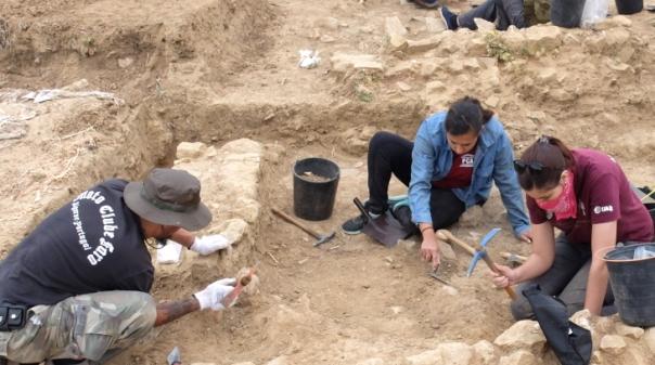 DiVaM ensina aos mais novos o que é ser arqueólogo