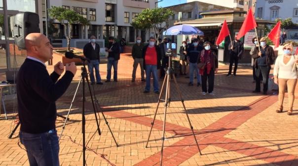 PCP ouviu preocupações dos representantes de restaurantes e de discotecas no Algarve