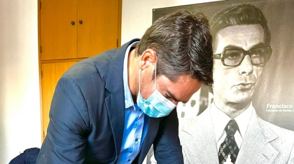 Órgãos concelhios do PSD Albufeira tomaram posse