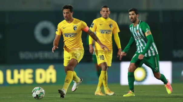 I Liga: Rio Ave vence Portimonense por 3-0