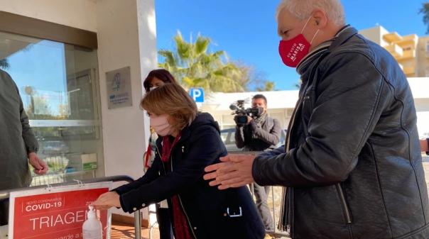 Covid-19: Catarina Martins pede reforço nos cuidados primários no Algarve