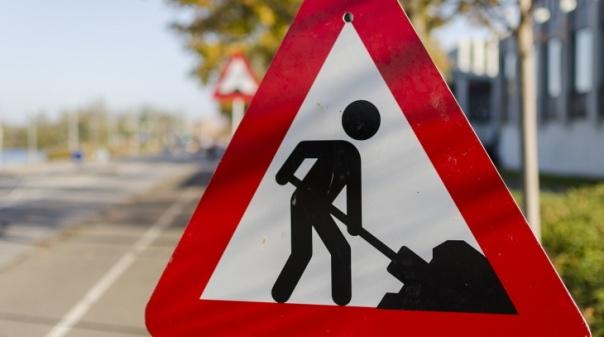 Silves: Trânsito interrompido na Rua da Cruz da Palmeira até 29 de janeiro