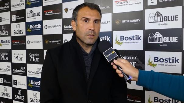 """Farense contrapõe """"ambição"""" para superar """"adversidades"""" e vencer em Guimarães"""