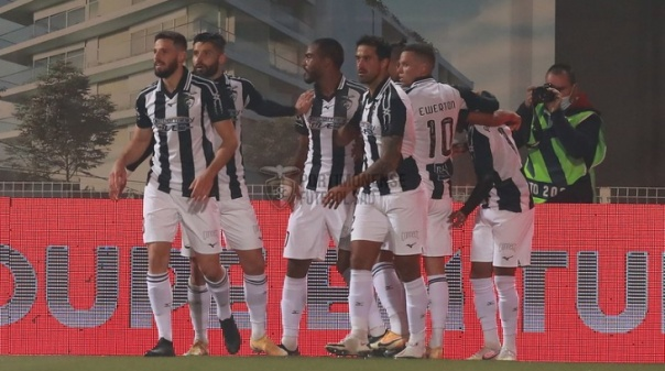 Portimonense vence Belenenses SAD e sobe ao 12.º lugar da I Liga
