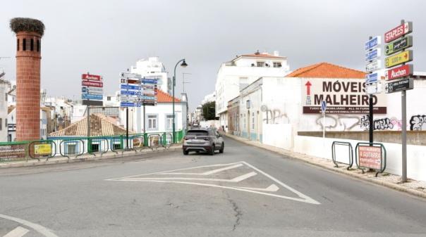 Município de Portimão prepara conjunto de pavimentações com início na Rua Infante D. Henrique