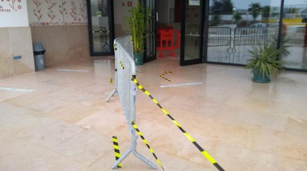 Presidenciais: Município de Silves reforça medidas de segurança nos locais de voto do concelho