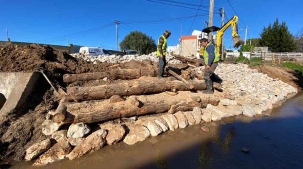 Renaturalização de ribeira em Loulé é primeiro passo para novo parque verde