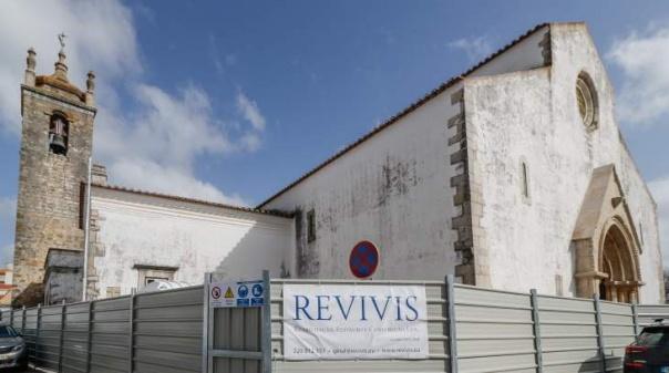 Câmara de Loulé avança com obras de reabilitação na Igreja Matriz