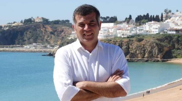 Autárquicas. Ricardo Clemente é o candidato do PS à Câmara Municipal de Albufeira
