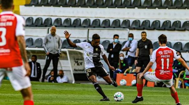 I Liga: Farense perde com Sporting de Braga nos descontos