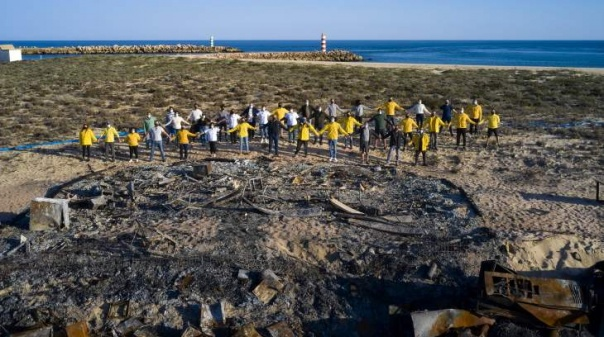 Faro: «Estaminé» renasce das cinzas para voltar a abrir em julho
