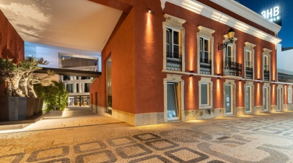 Primeiro hotel de 5 estrelas de Faro abre em junho em plena baixa da cidade