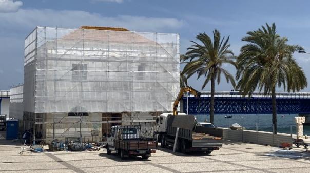 Obras de requalificação da antiga lota de Portimão já começaram