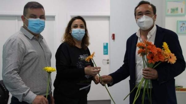 São Brás de Alportel reconhece trabalho dos profissionais de saúde no combate à pandemia