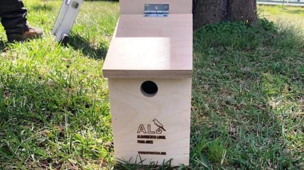 Município de Vila Real de Santo António recebe 30 caixas ninho para aves