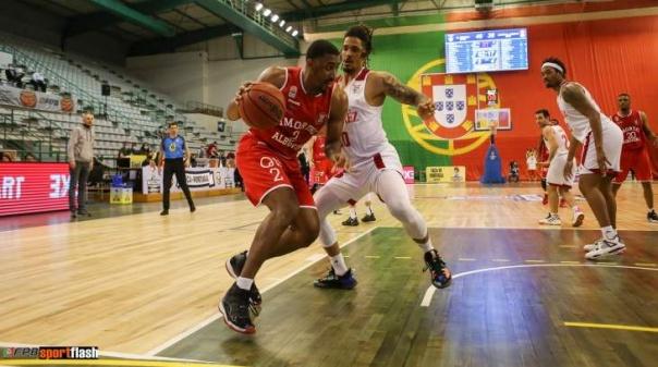 Imortal vence Benfica e está na final da Taça de Portugal de basquetebol