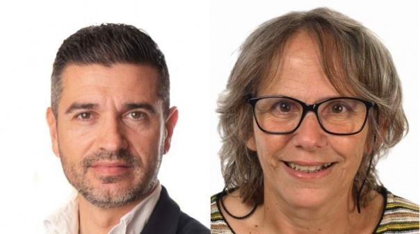 Nuno Cordas e Lurdes Melo são candidatos da CDU à Câmara e Assembleia municipais de Portimão