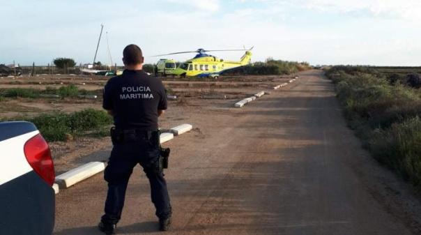 Jovem de 23 anos vítima de pré-afogamento na Ilha de Tavira