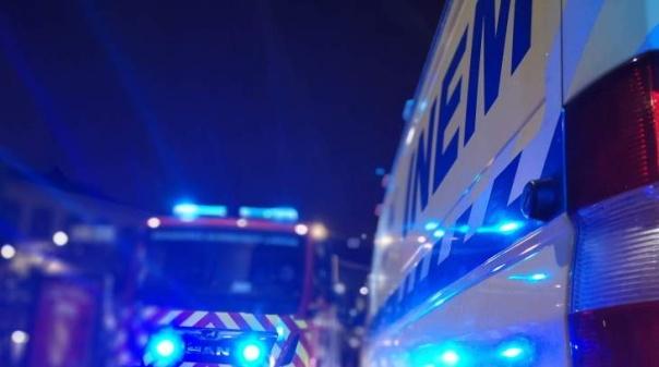 Colisão rodoviária em Tavira causa um ferido grave e um ligeiro