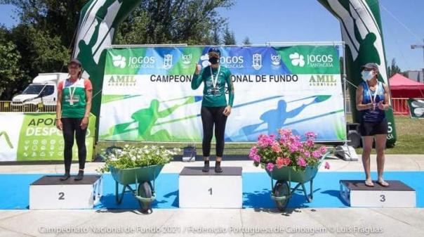 Canoagem: Atletas de Alcoutim revalidam títulos no Nacional de Fundo
