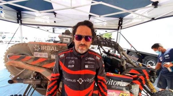 Baja de Loulé: Alexandre Ré fez história no Nacional de todo-o-terreno ao vencer com um SSV