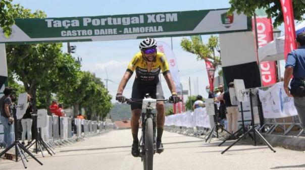 Andrew Henriques (BTT Loulé/Elevis) vence primeira prova da Taça de Portugal de Maratona BTT
