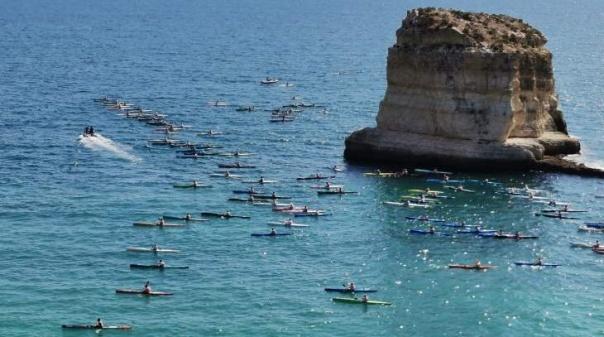 Canoagem: Atletas algarvios conseguem cinco pódios na primeira etapa do Campeonato Nacional de Mar
