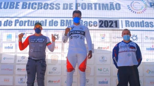 Silva Fonseca dominou fim-de-semana de BMX em Portimão