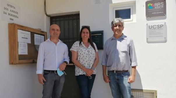Deputado João Dias promoveu jornada pelo Algarve