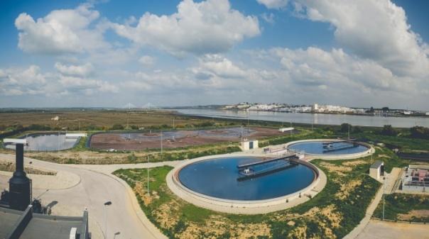 Águas do Algarve adjudica empreitada para central de secagem solar de lamas na ETAR de Vila Real de Santo António