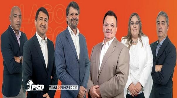 PSD Lagoa promove apresentação pública dos candidatos às próximas eleições autárquicas