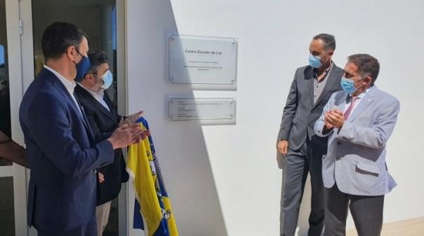Recém-inaugurada EB1+JI da Vila da Luz teve um custo total de 3 milhões e 316 mil euros