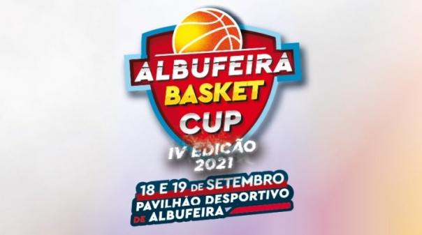 """""""Albufeira Basket Cup"""" acontece este fim de semana com público nas bancadas"""