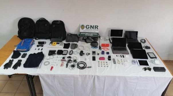 Detido em Portimão por furtos em residências