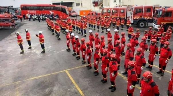 Município de Portimão reforça bombeiros com nova Equipa de Intervenção Permanente