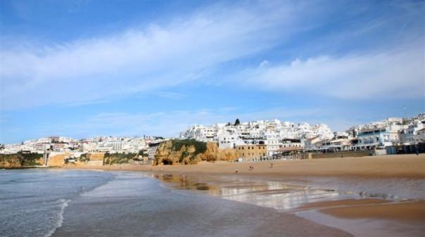 Algarve no topo de preferências do turismo nacional