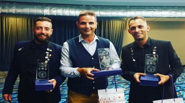 Barmen algarvio sagra-se campeão nacional