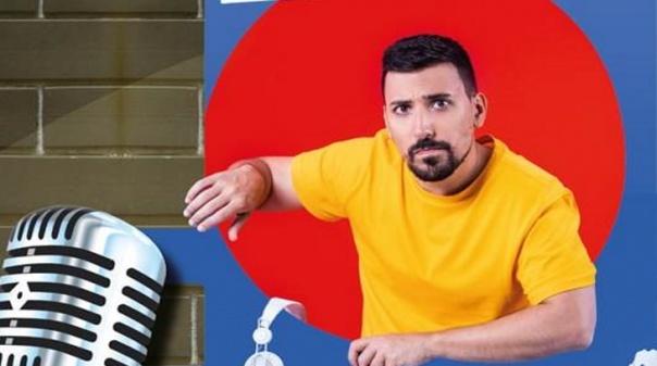 """""""Vou Ficar"""" de Dário Guerreiro é um dos espetáculos do """"Humorfest"""" que está de regresso a Lagoa"""