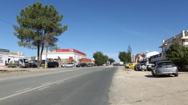 Portimão: Arranca hoje repavimentação do troço rodoviário entre a Cruz da Parteira e a Penina