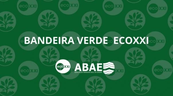 Município de Vila do Bispo volta a receber galardão Bandeira Verde ECOXXI