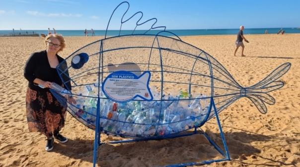 Junta de Freguesia de Albufeira e Olhos de Água continua luta contra o plástico