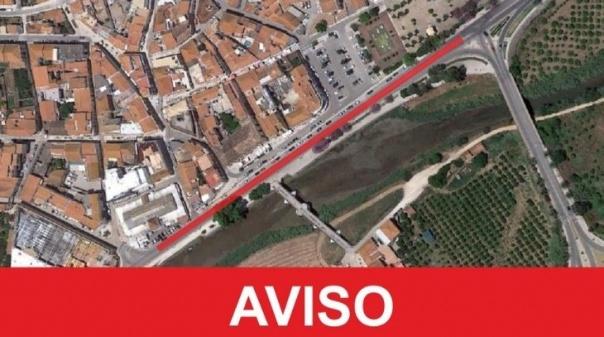 Repavimentação obriga a circulação alternada de trânsito em Silves