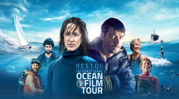 Ocean Film Tour leva a Portimão e Faro quatro filmes inéditos ligados ao mar