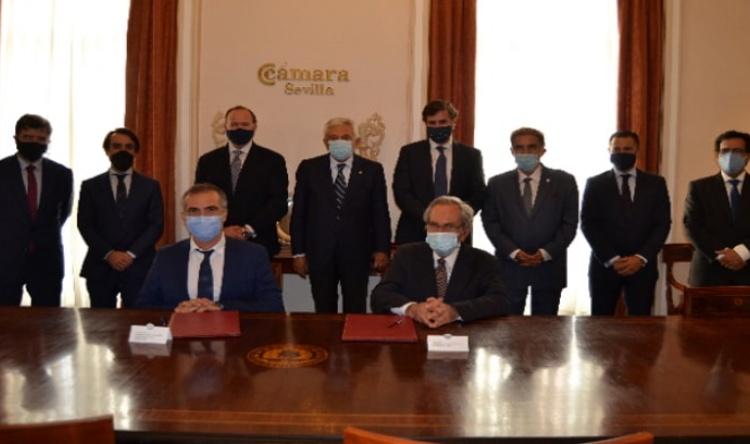 Presidentes da AMAL e do NERA subscrevem manifesto em defesa da ligação ferroviária entre Algarve e Andaluzia