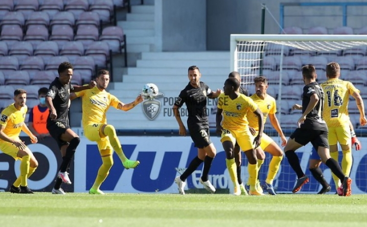 I Liga:Portimonense perde em Barcelos frente ao Gil Vicente