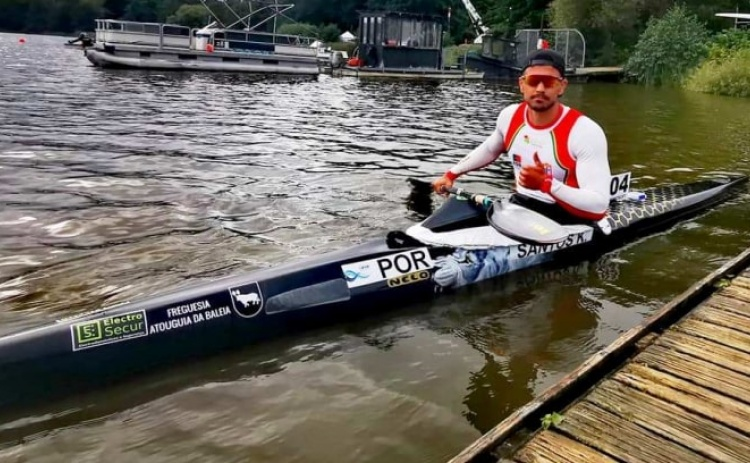 """Atletas do Kayak Clube Castores dão """"cartas"""" em campeonatos nacionais e mundiais"""